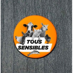 "Badge ""Tous sensibles"""