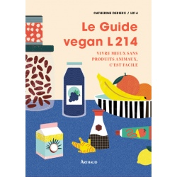 Le Guide vegan L214