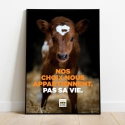 "Poster ""Nos choix"""