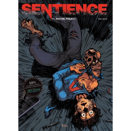 Sentience. Tome 1. Animal Project.