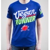 Maillot vegan runner coupe mixte col rond