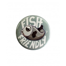 "Badge ""Fish Friendly"""