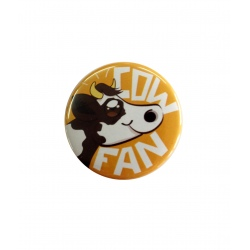 "Badge ""Cow Fan"""