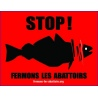 STOP ! Poissons