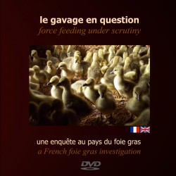 DVD Le gavage en question
