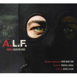 CD de la bande originale du film ALF